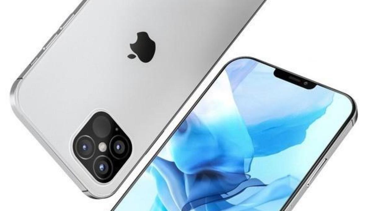 iPhone 12屏幕照片曝光!SIM卡或将移至音量键下方,保留大刘海!