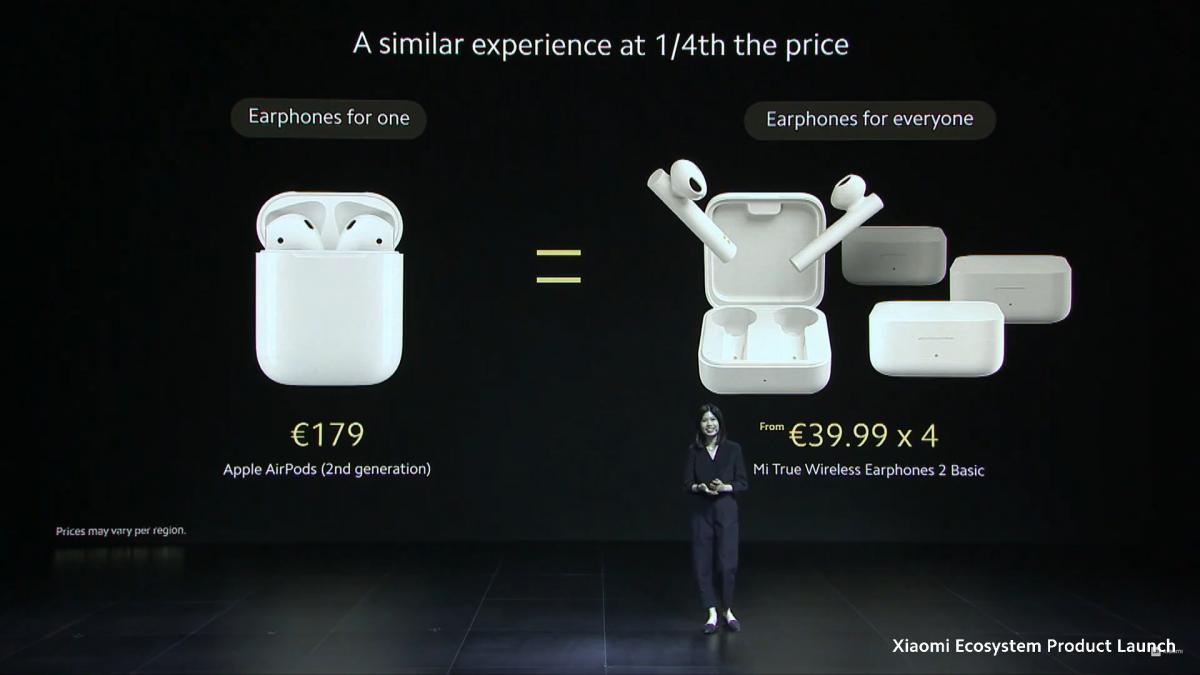 小米超强性价比真无线耳机出炉!Mi True Wireless Earphones 2绝对让人心动!