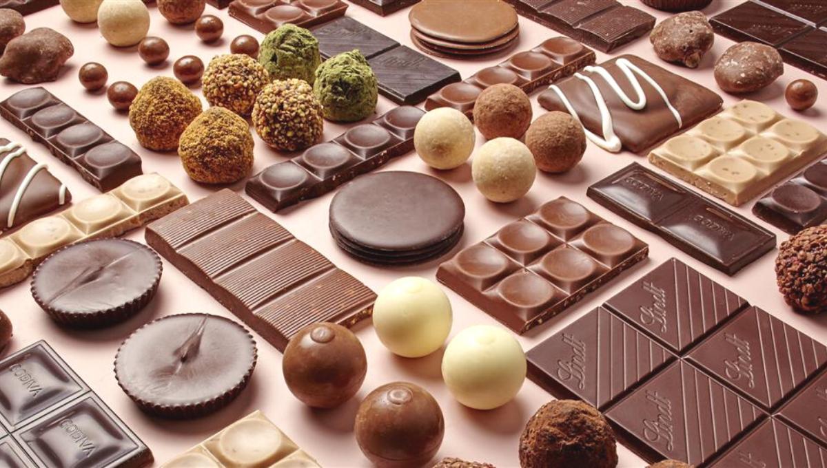 原来巧克力有那么多种类!有些巧克力对心脏有利,食用#3有助于大脑集中!