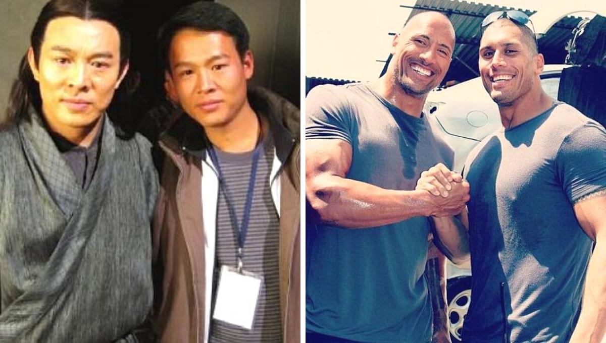 """这5个明星替身与演员犹如""""双胞胎""""!吴京与替身相似度高达99%!"""