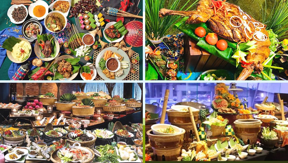 RM100以下的酒店Ramadan Buffet清单!大马特色美食任你吃,最便宜仅需RM58!