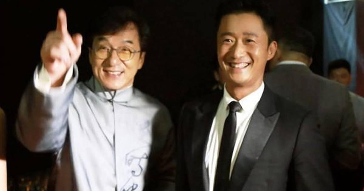 成龙和吴京强强联手!网民好奇到底谁是主角?