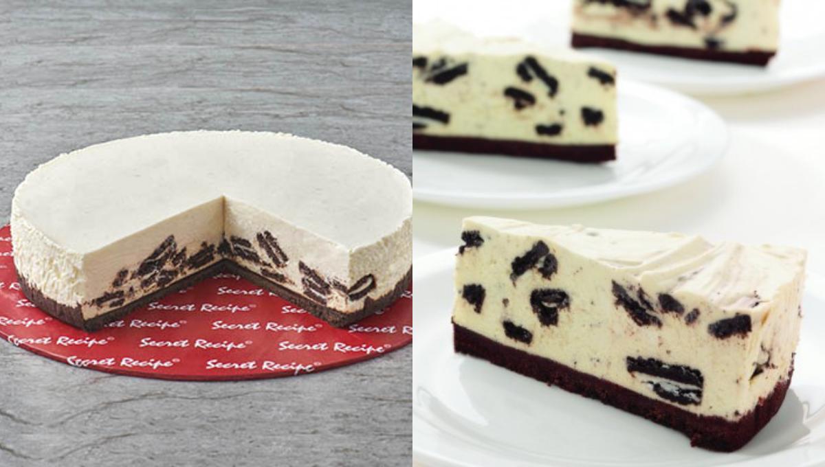 揭晓Secret Recipe奥利奥芝士蛋糕的做法!口感味道多样化,简单快捷还免烤!