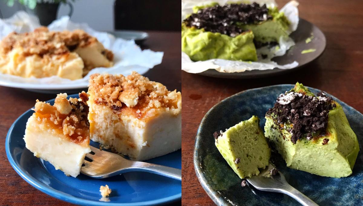 日本女生公开免烤易做的芝士蛋糕做法!分享文获过1万人转推!
