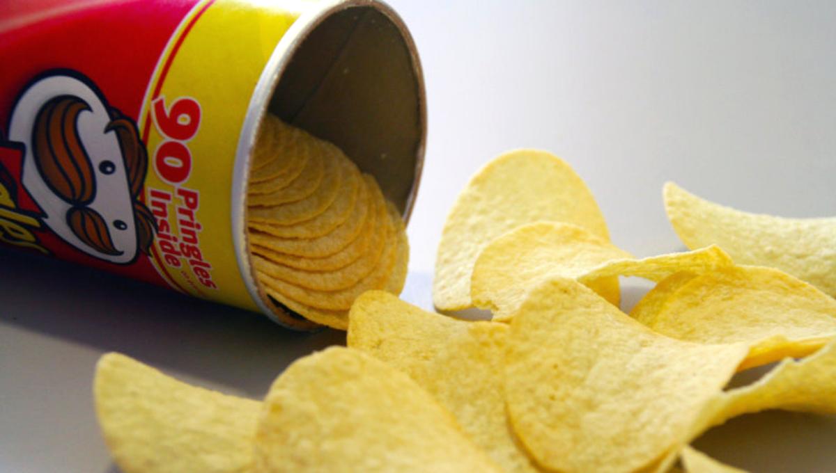 薯片的10大冷知识!吃了N年,才发现Pringles不是薯片?!