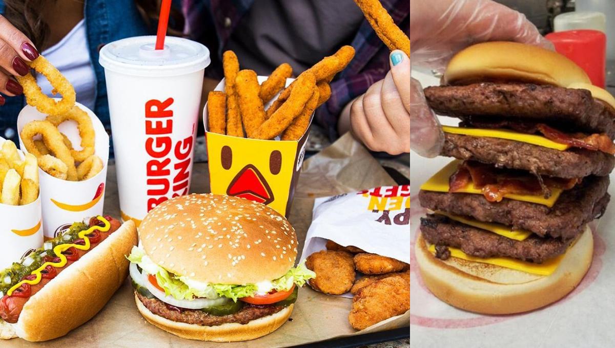 Burger King的10大冷知识!有些店面还设有桑拿室?!【内附照片】