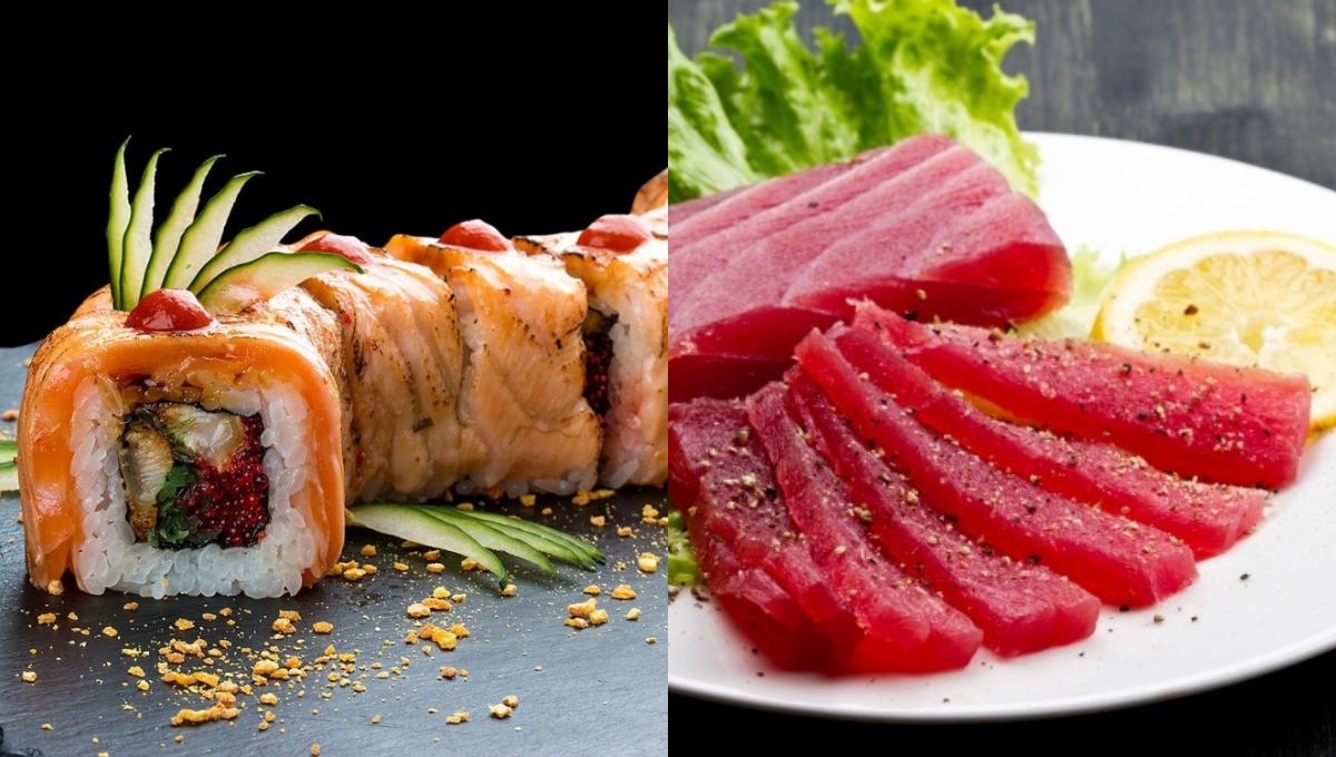 到寿司店不建议Order的食品!为了生态环境,避免食用濒临绝种的蓝鳍金枪鱼!