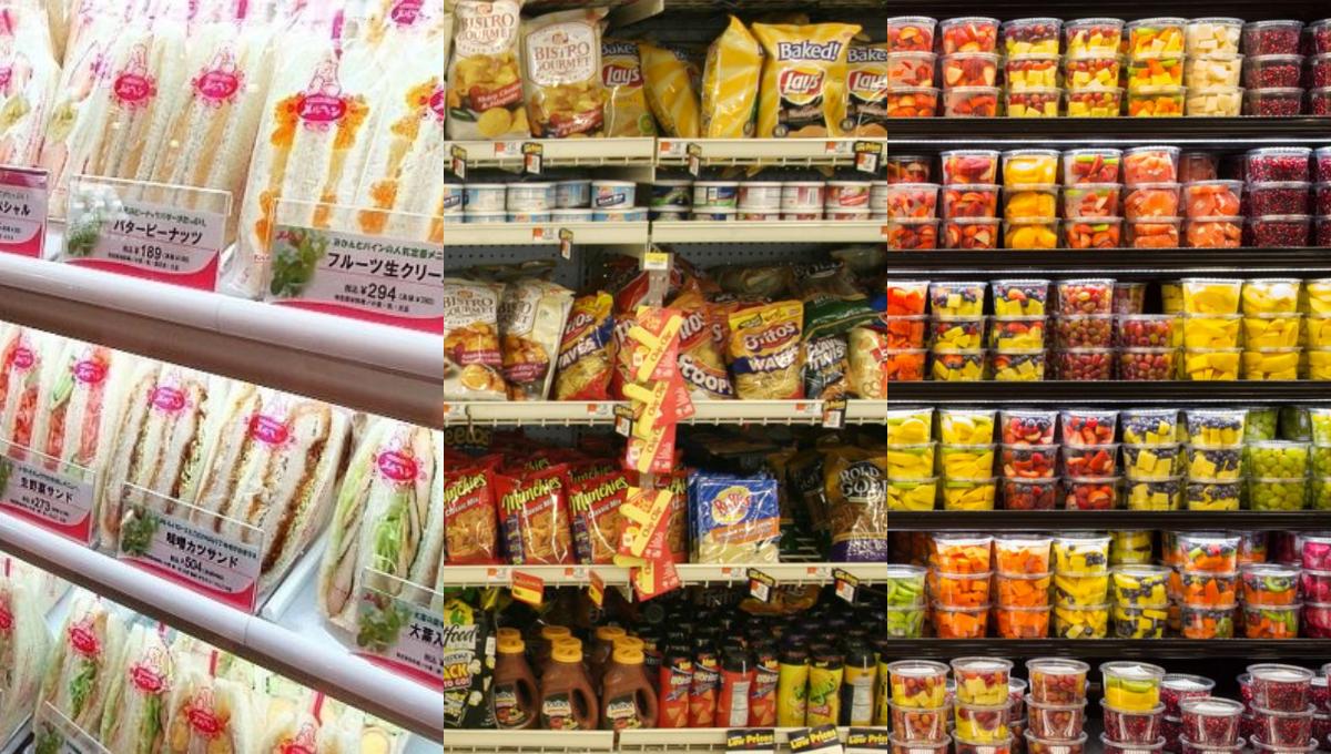 不建议在便利店购买的8种食物!小包装零食更省?大错特错!