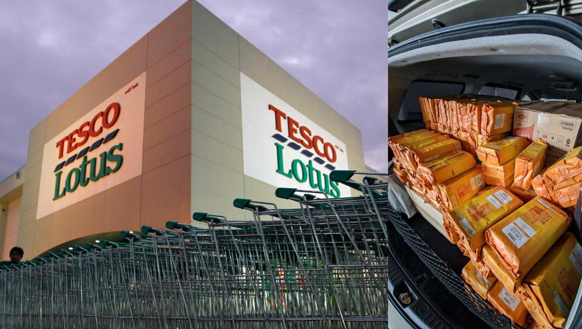 Tesco易名Lotus's Stores必买的8大美食!原来这些都是吃货整箱买回家的!