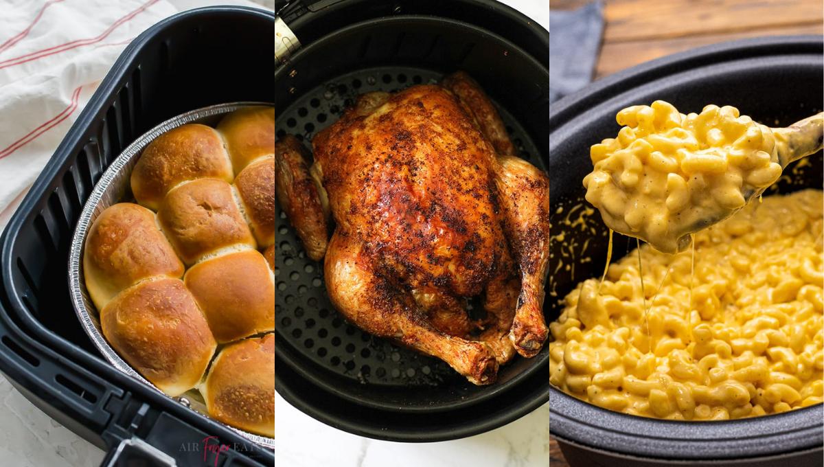 别把这8样食物放进空气炸锅里煮!放入一整只鸡只会让Air Fryer寿命变短!