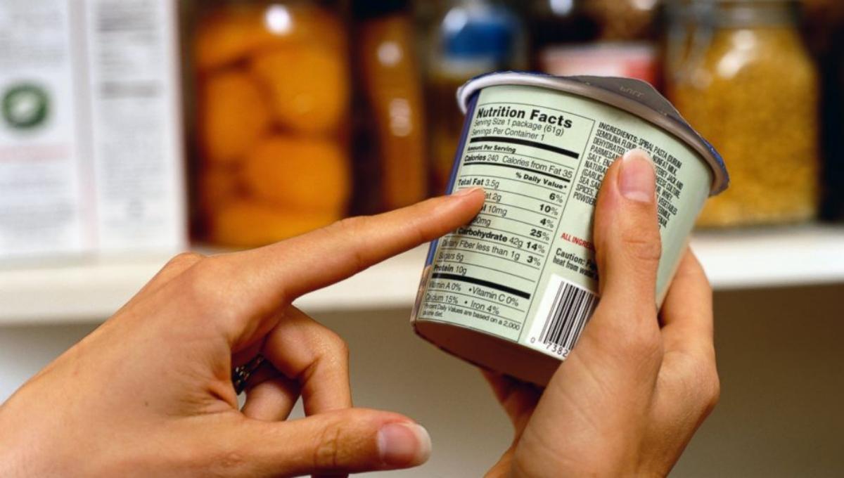 阅读食品标签常犯的N个错误!原来「有机食品」不一定是健康的!