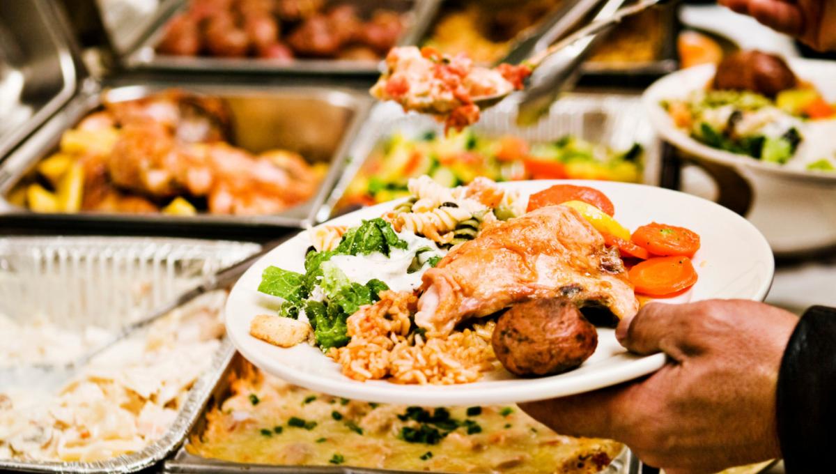 一文看懂你吃的是不是好的Buffet!自助餐盘无食物标签,建议你别吃!