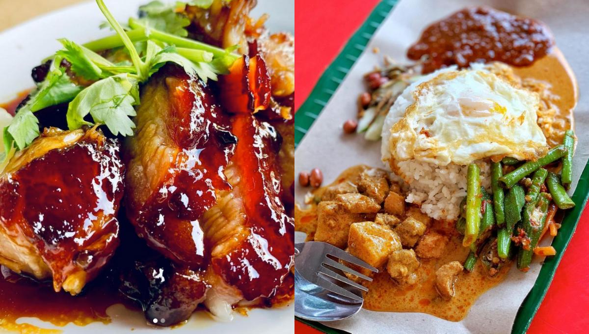 【莎阿南10个必去的美食热点】必吃溏记椰浆饭,玻璃叉烧超销魂!
