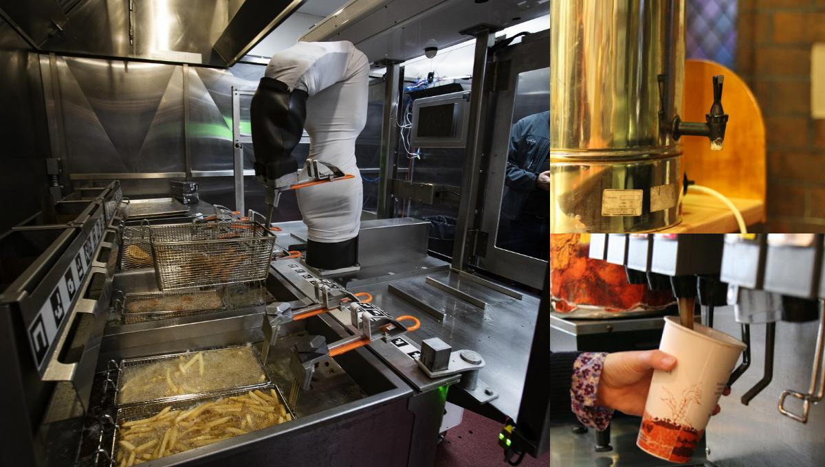 快餐店员工绝对不碰的7个食物!汽水不装在透明杯子原来是这个原因!