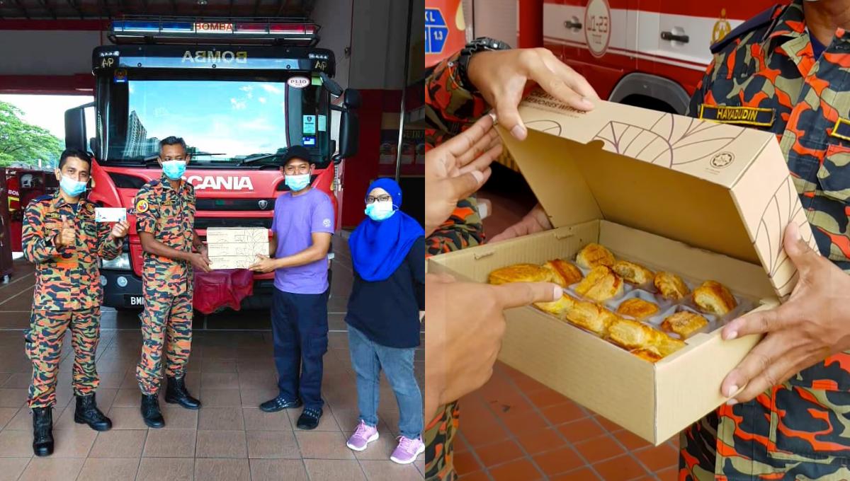 「国际消防员日」数百名消防员获庆祝包!The Coffee Bean & Tea Leaf®感谢消防员的贡献!