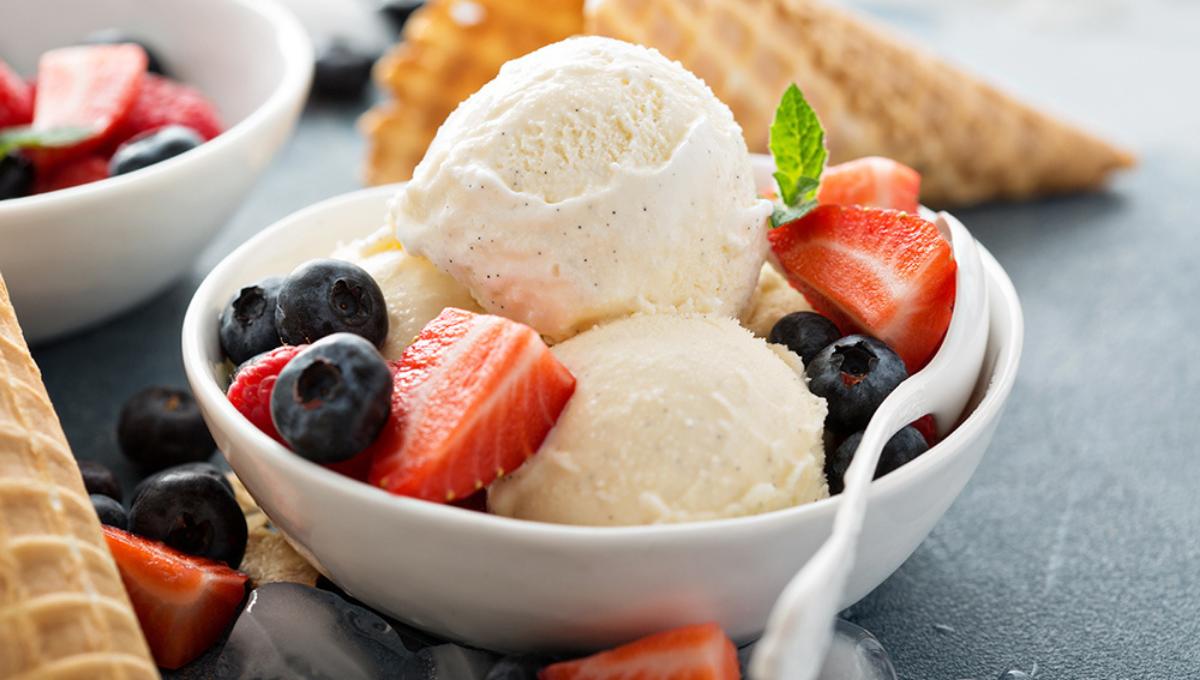 MCO3.0宅家做入口即化的「香草冰淇淋」!超简单的食材和步聚,大人小孩都爱!