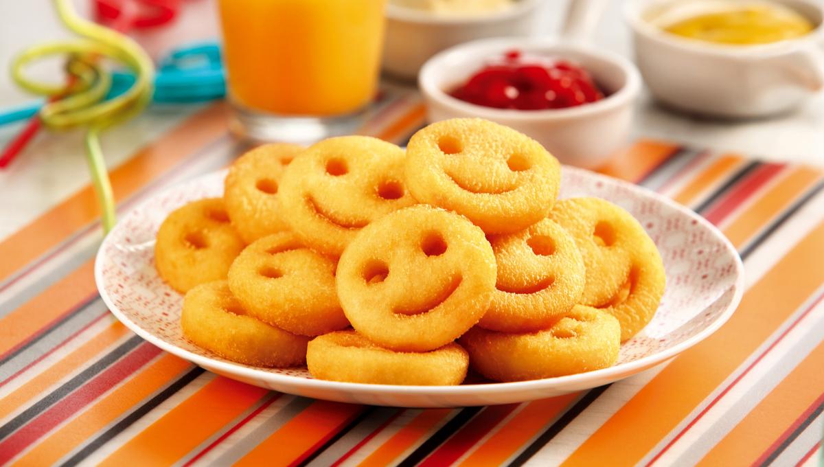 网民分享「笑脸薯饼」的做法!火爆网络,马铃薯控的最爱!