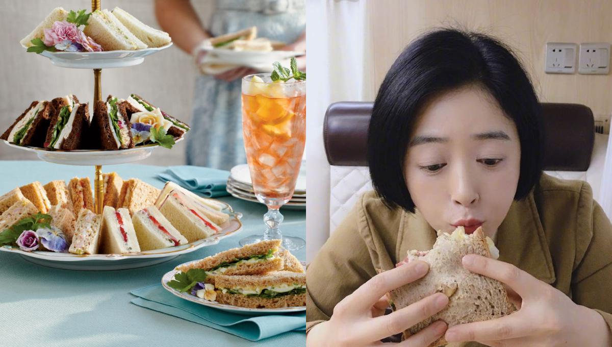 专家教你吃三明治的小窍门!一直以来吃错了,原来这样才是对的?