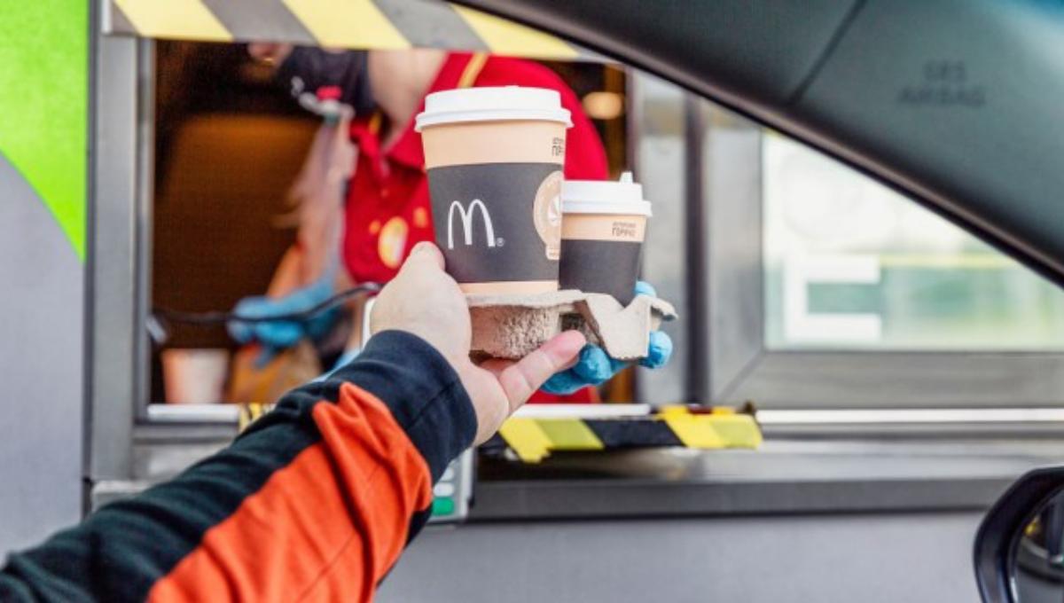 McD咖啡的隐藏菜单正在流行起来!还没尝过麦记「阿芙佳朵」就OUT了!