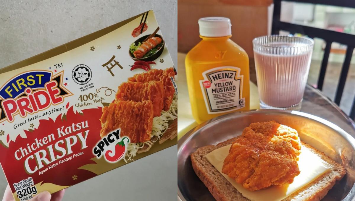 大马网民在超市找到平价版McDeluxe炸鸡!味道一样,连Nuggets也是!