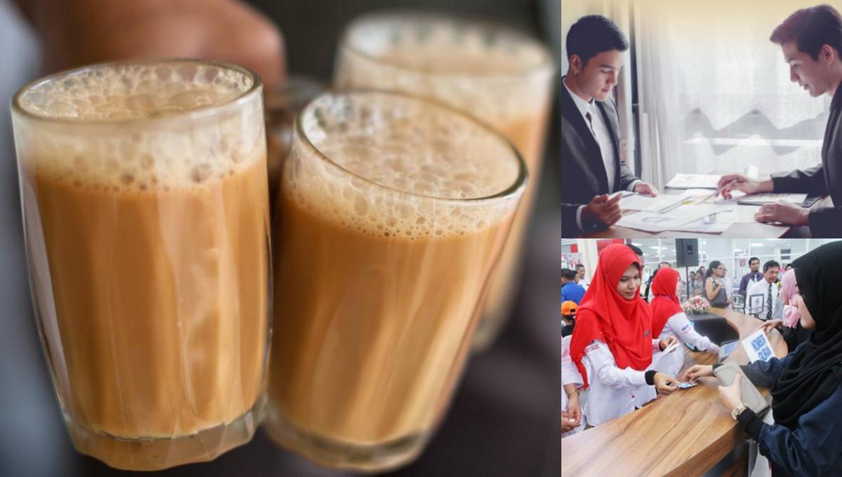 马来西亚这5种人最爱喝茶!马上Check看,你有没有中!