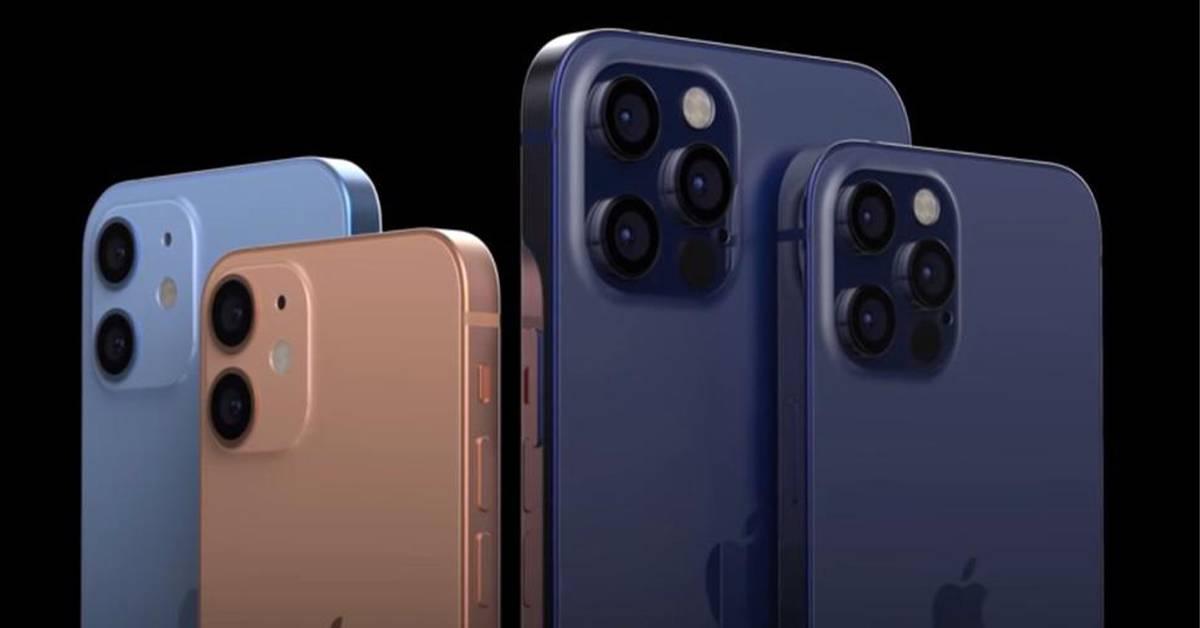 iPhone 12售期定在11月的这一天!下个星期可以开始预购了!