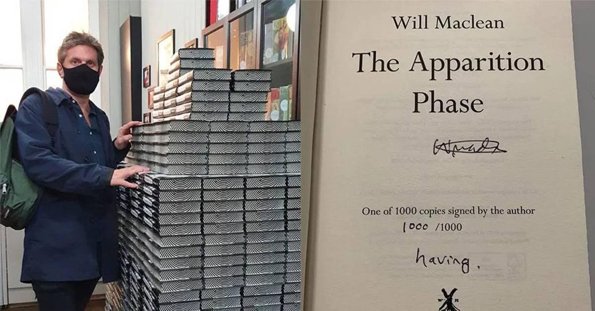 作家在1千本书内留下不同的单词串成故事?推特书迷化身侦探合力解码!