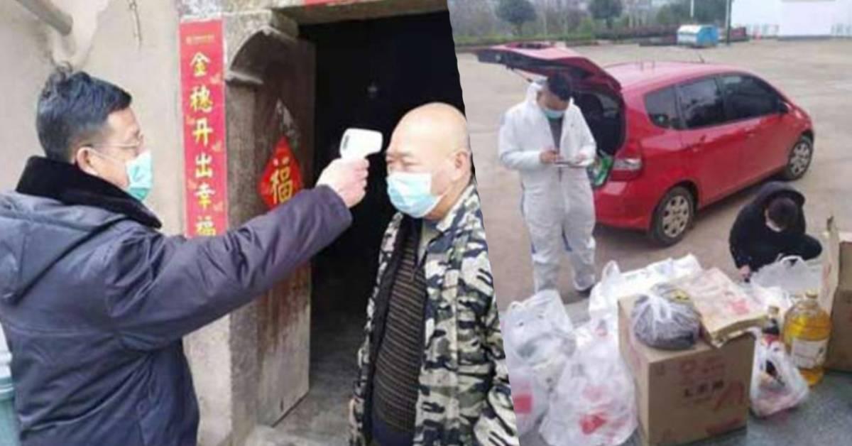 新冠肺炎放肆,武汉还有一块净土! 3000人「硬核村」没人感染,预防措施曝光!