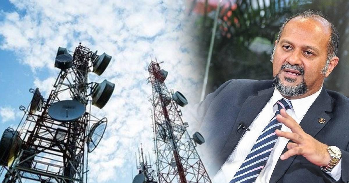 政府将耗资RM216亿建设152座5G电讯塔!沙巴将会建设50座!