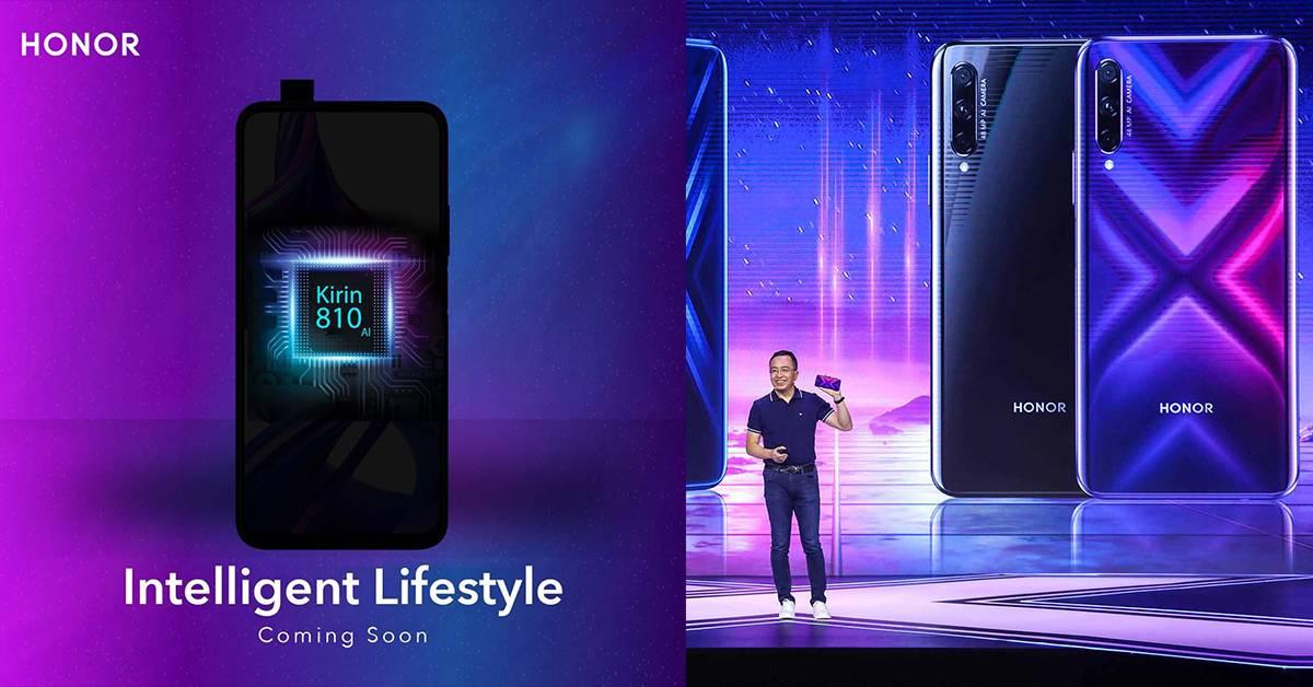 HONOR 9X Pro将进军大马!搭载Kirin 810处理器后置三摄手机售价约RM829起?!