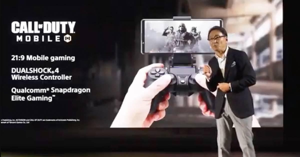 Sony新机Xperia 1 II和Xperia 10 II发布!或可支持DualShock 5,还有蔡司加持α级镜头!