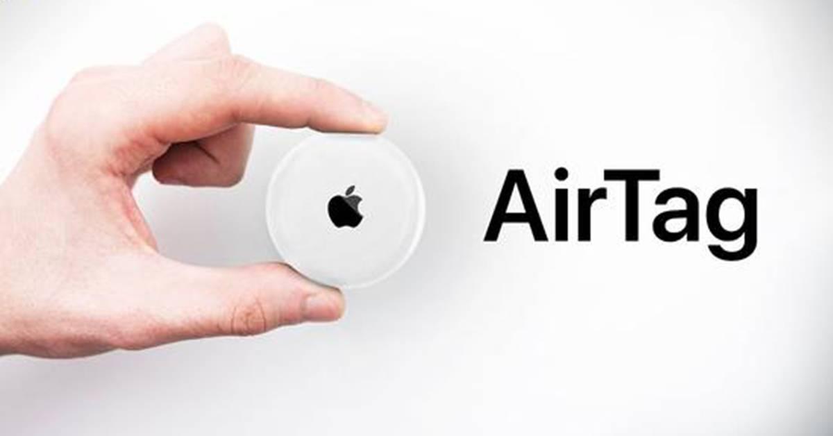 苹果追踪器AirTag最快今年秋季登场!高精度可引导用户在房间内找到定位!