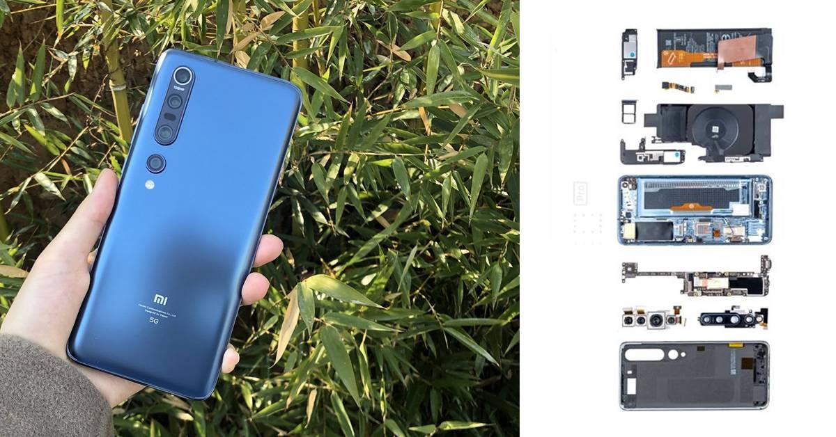 官方首拆小米10 Pro让你一看到底!外媒:超足料的5G旗舰,值了!