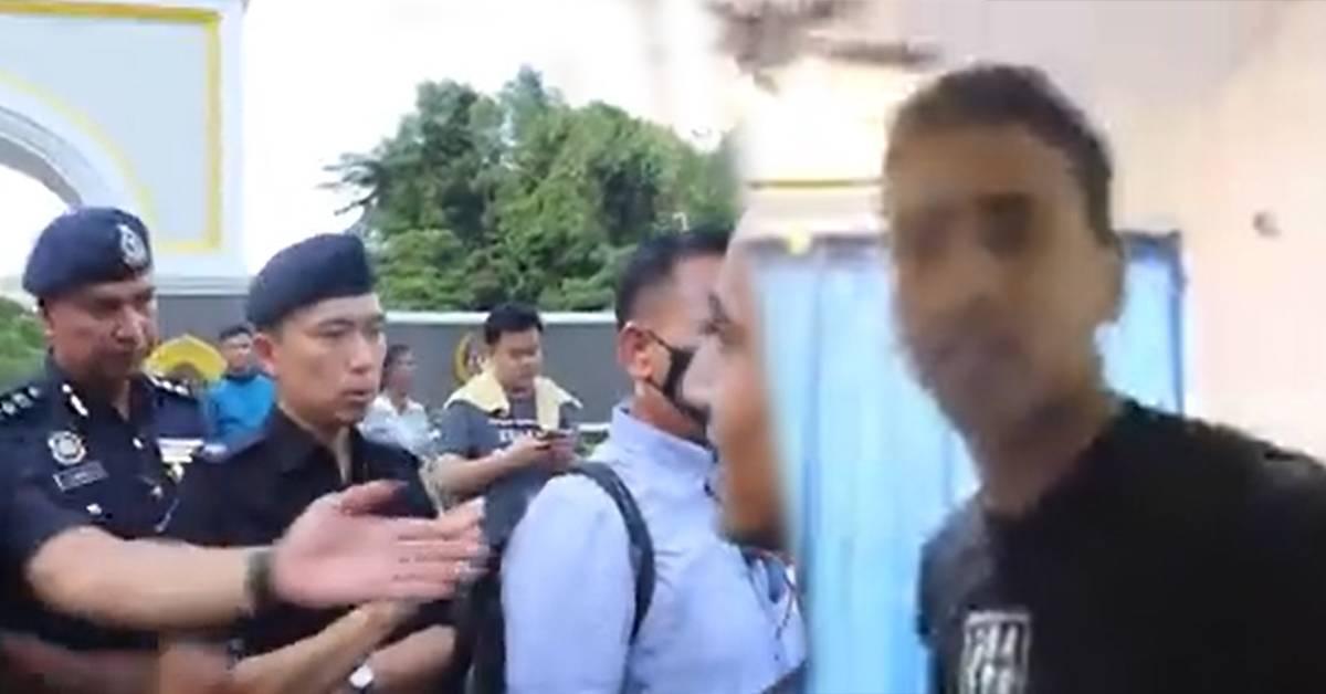 利用大马政坛来宣传炒作?大马YouTuber在皇宫前派RM10K被网友骂翻!