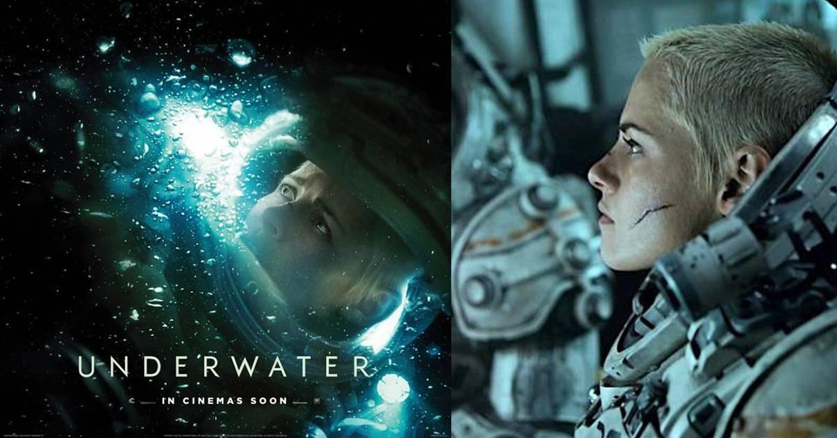 【观后感】《Underwater》从头爽到尾?其实只是一盘科幻惊悚大杂烩!