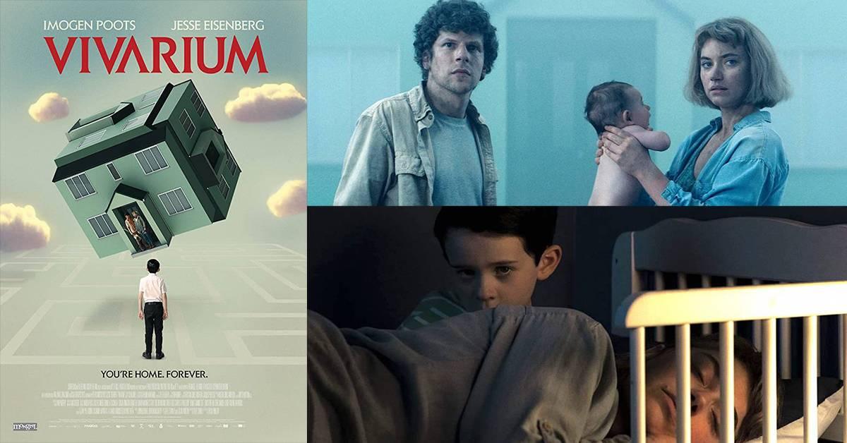 【观后感】构想有趣,执行不行?怪异科幻小品《Vivarium》浪费了!