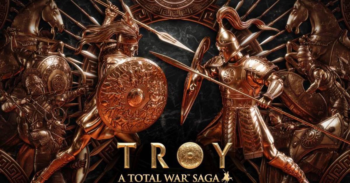 新游戏直接用来送!《Total War Saga: Troy》将在发售日当天免费放送!