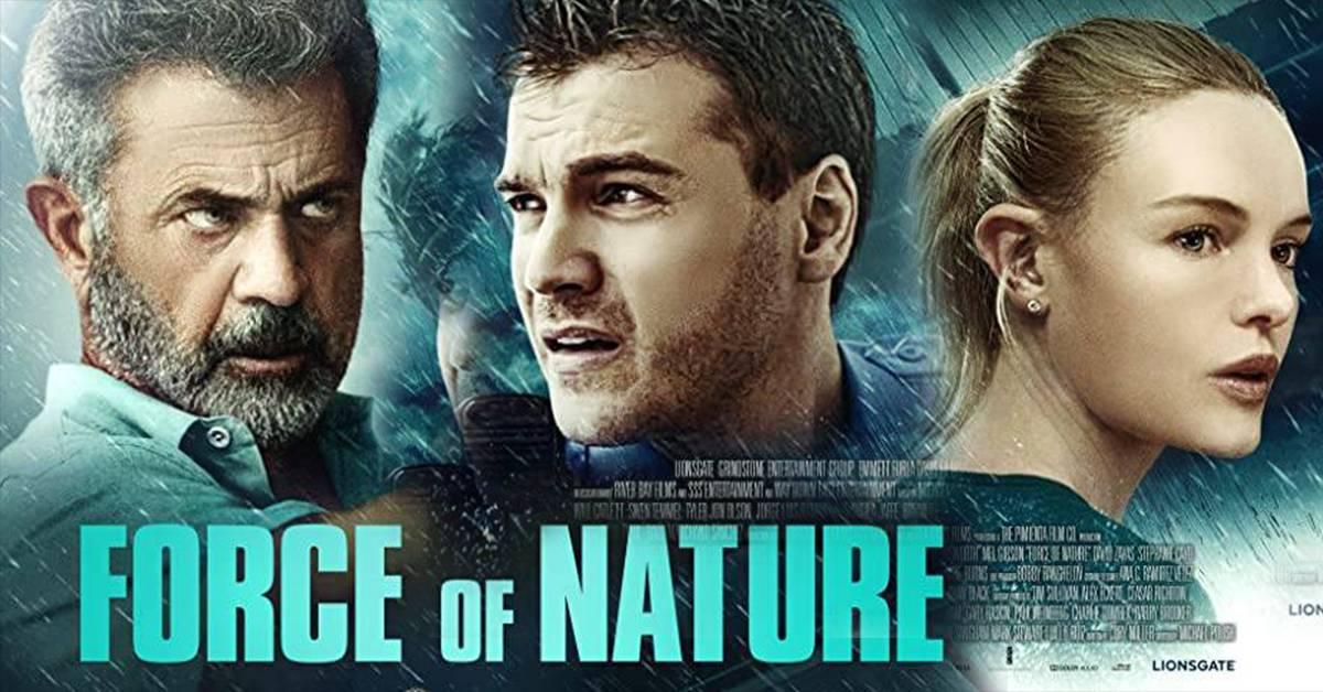 【观后感】Mel Gibson虎老雄风不再?《Force of Nature》企图心强,执行力弱!