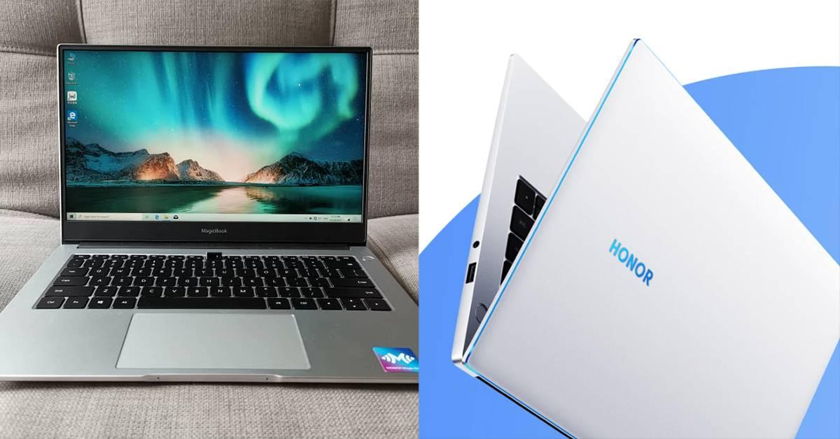 HONOR MagicBook 14已经开放预购!附赠商品价值超过RM800!