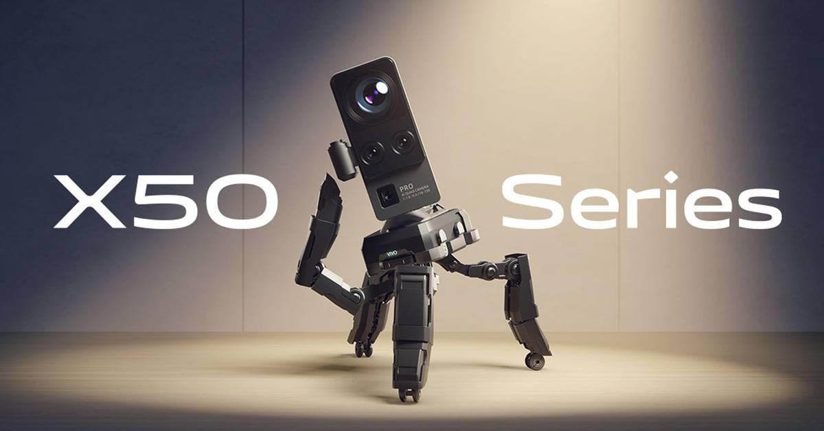 把微云台装进一台手机的vivo X50 Pro!黑科技即将腾空来马!