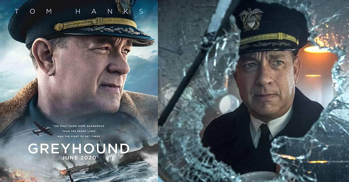 【观后感】 Tom Hanks自编自演低调英雄!《Greyhound》打一场敌暗我明海上逆境战!