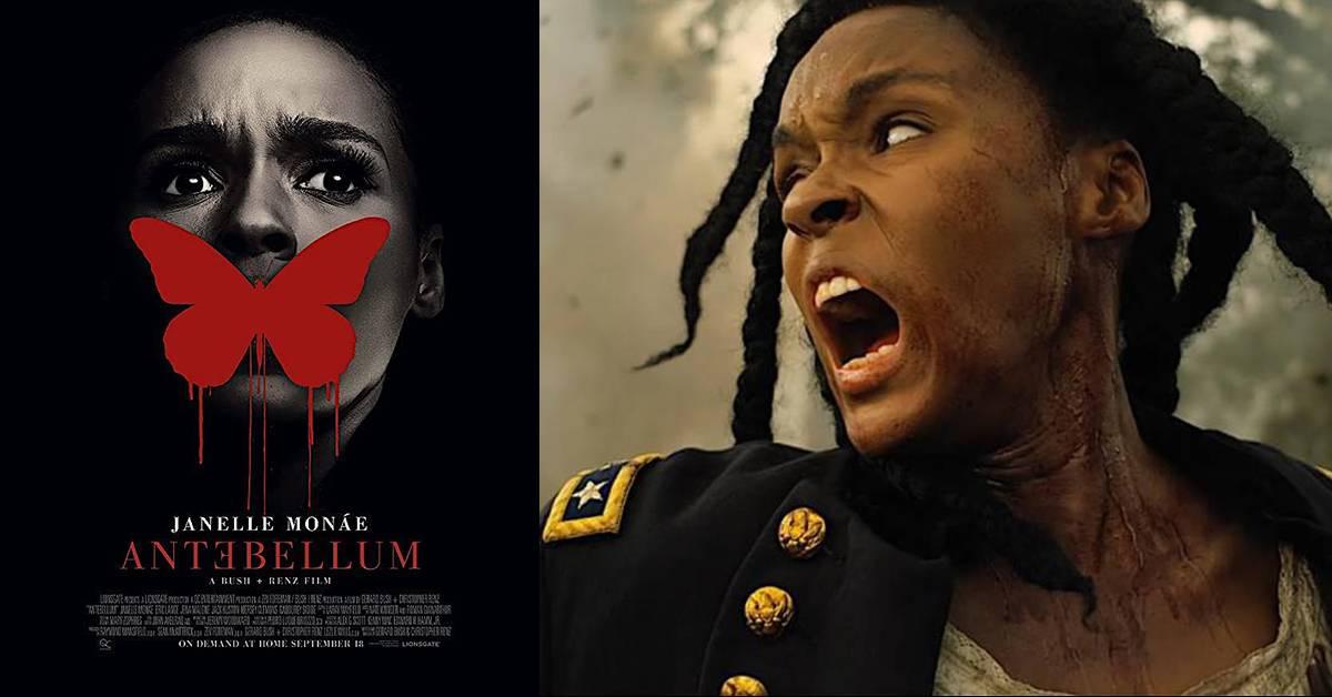 【观后感】种族冲突跨越时代,《Antebellum》不是你想象的恐怖片?