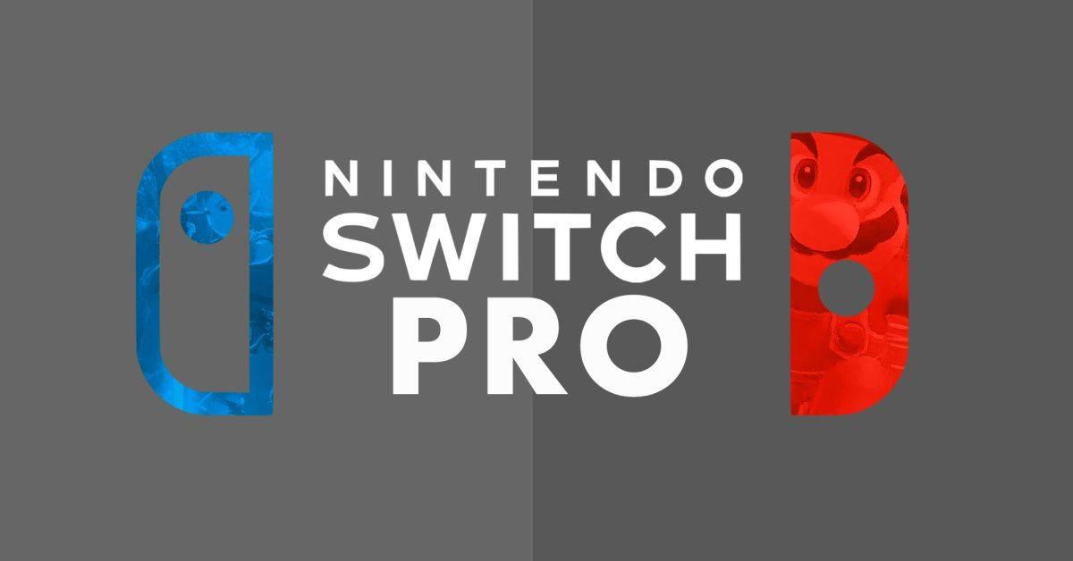 任天堂Switch Pro确认真的存在!性能增强到4K画面输出!