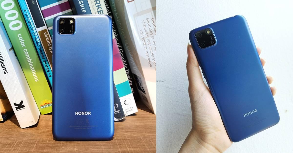 实测HONOR 9S的3020mAh电池!售价RM359,到底有看点?