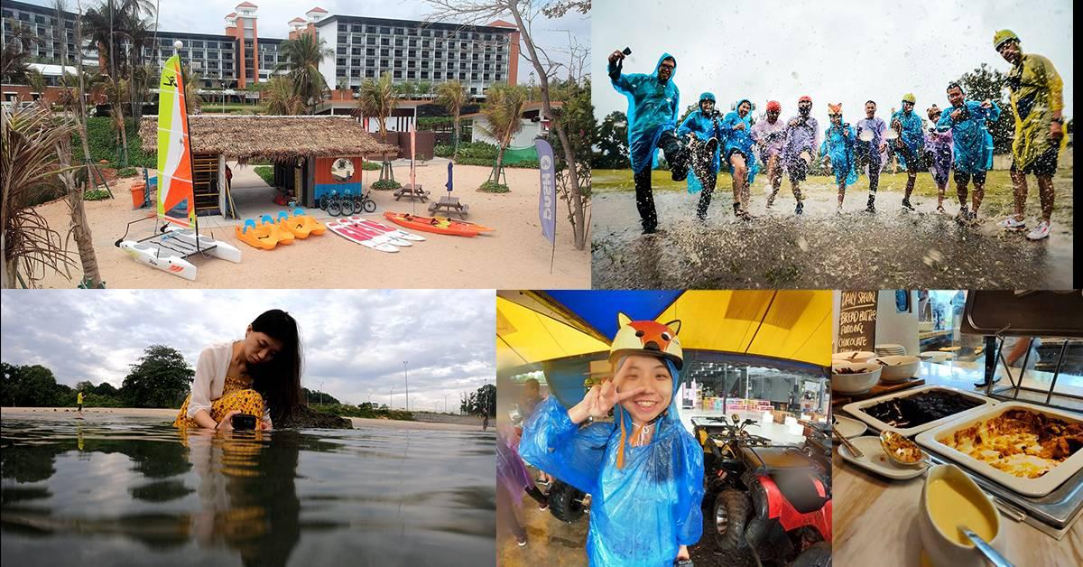 【3天2夜全攻略!】JIO一起Cuti-Cuti Malaysia!想去很久了的【Desaru Coast】梦想成真!