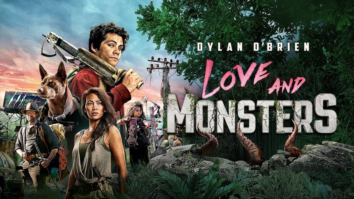 【观后感】烂番茄影评人和观众都91%高分!爆米花片《Love and Monsters》精彩在哪里?