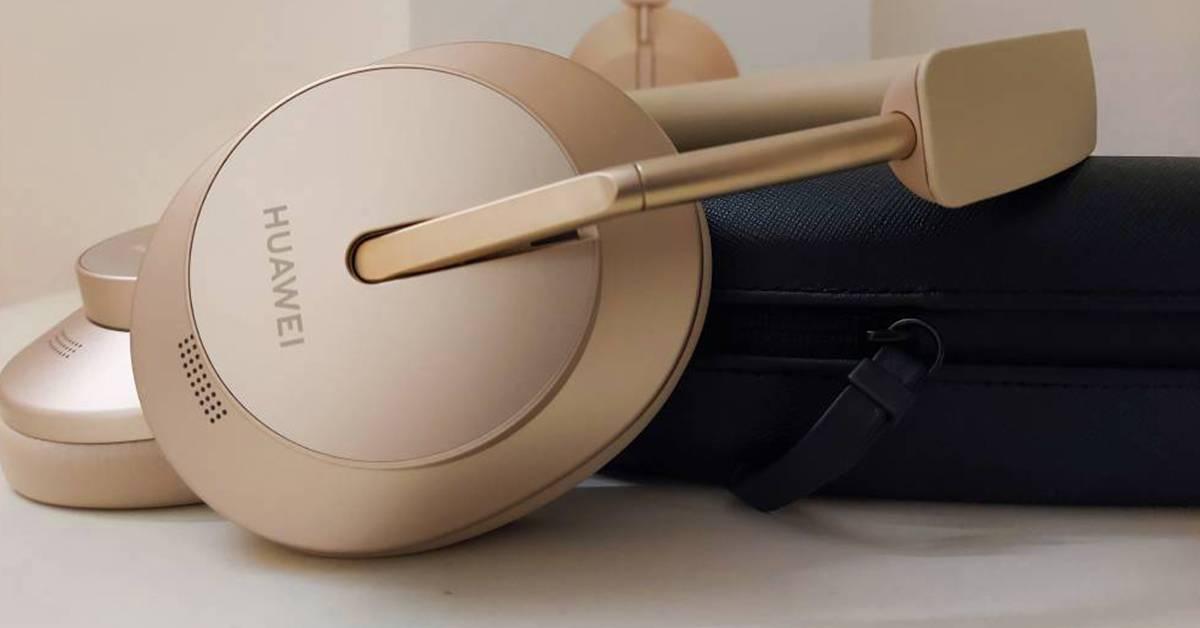 【Review 一下下】Huawei Freebuds Studio上手体验!搭载6个麦克风,收音绝对清楚!