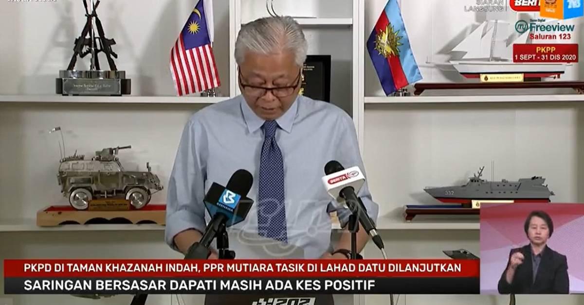 雪、隆和布城CMCO再加14天!Nilai也落实CMCO,Putra Point情况特殊!