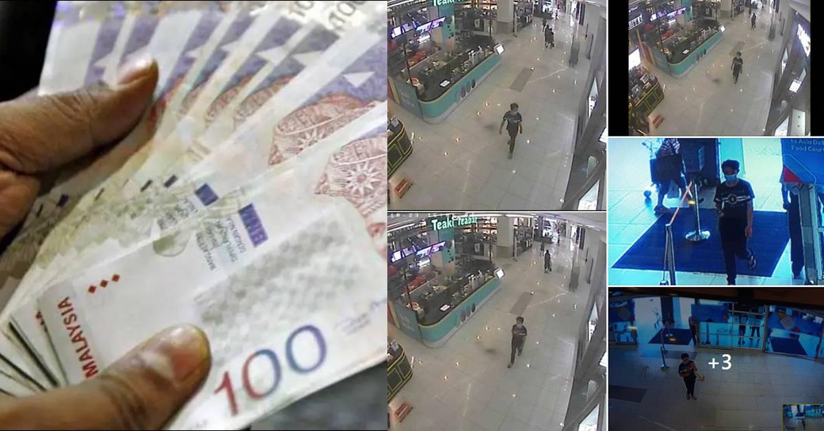 男子跟足SOP到商场买菜中Saman!便衣警察不敢出示ID,双手扯着民众衣服!