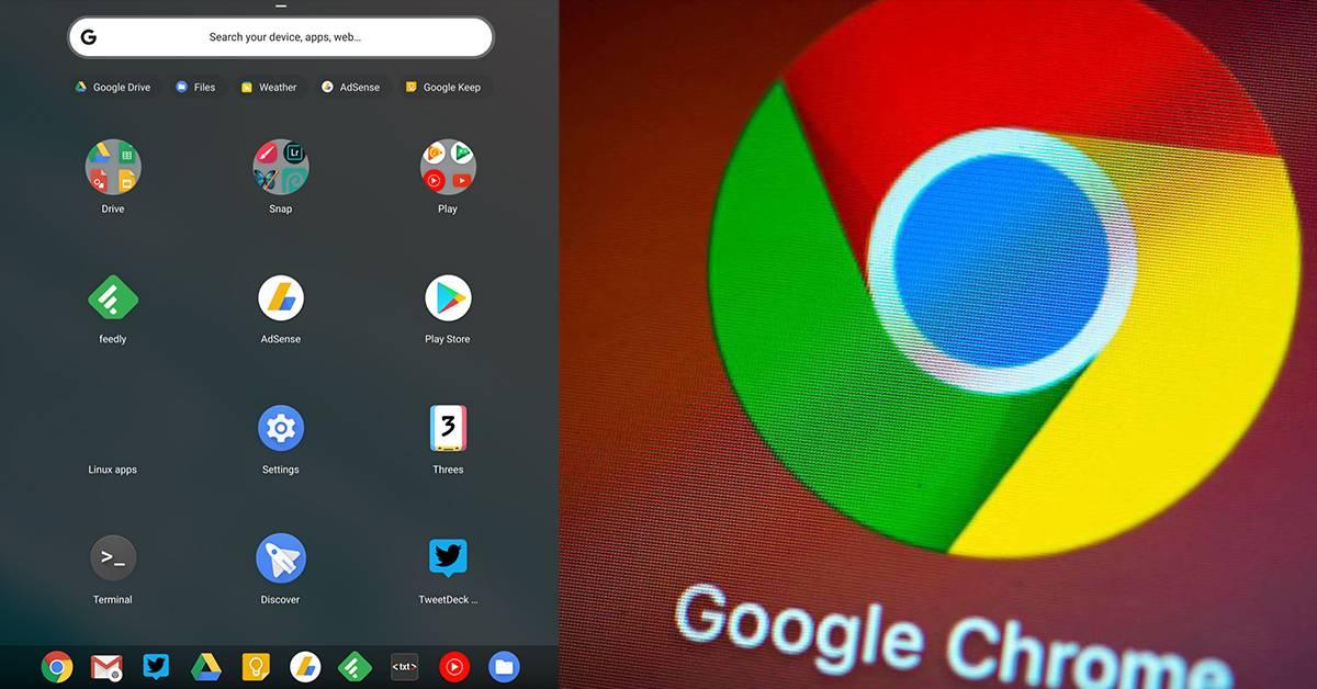 Google Chrome OS也将推出Dark Mode?!目前只有这样才能使用!